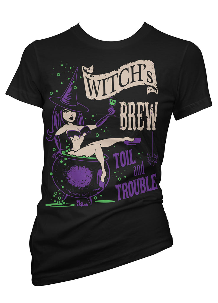 Witch's Brew Tee
