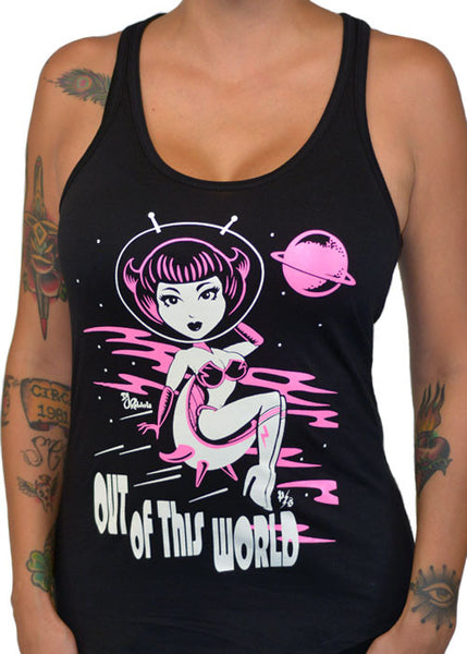 Out Of This World Tank Top