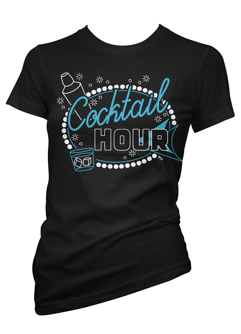 Cocktail Hour Tee