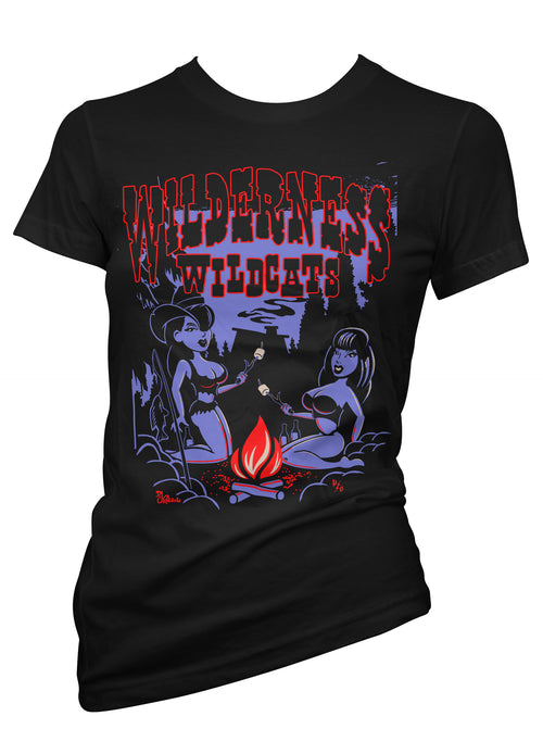 Wilderness Wildcats Tee