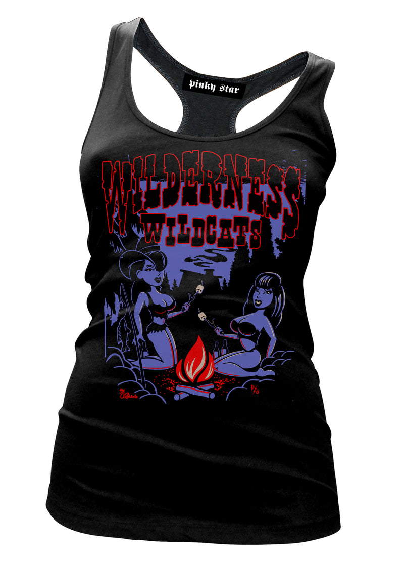 Wilderness Wildcats Tank Top