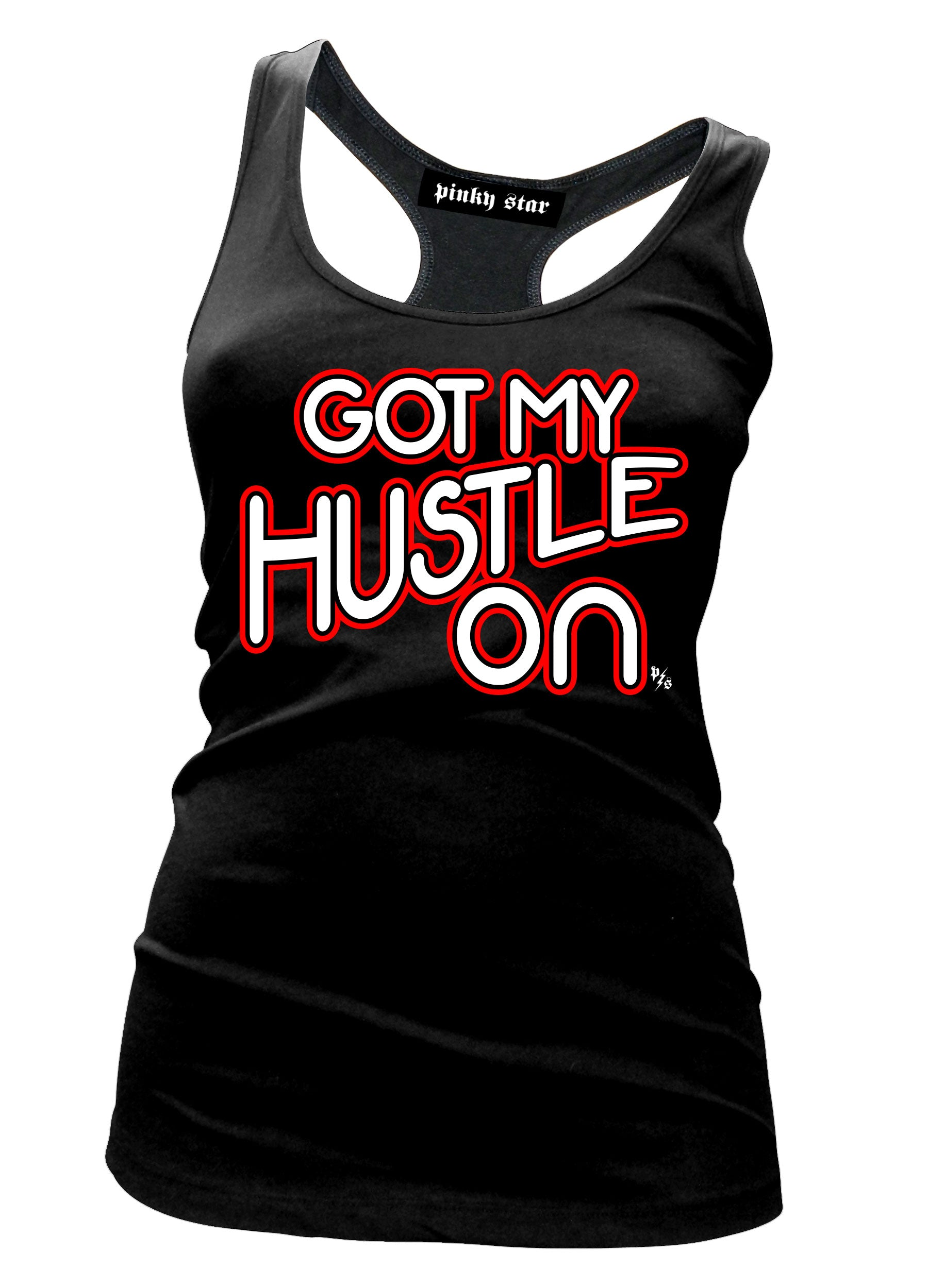 Got My Hustle On Tank Top