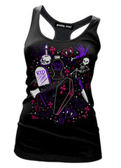 Ghoulie Girl Flash Tank Top