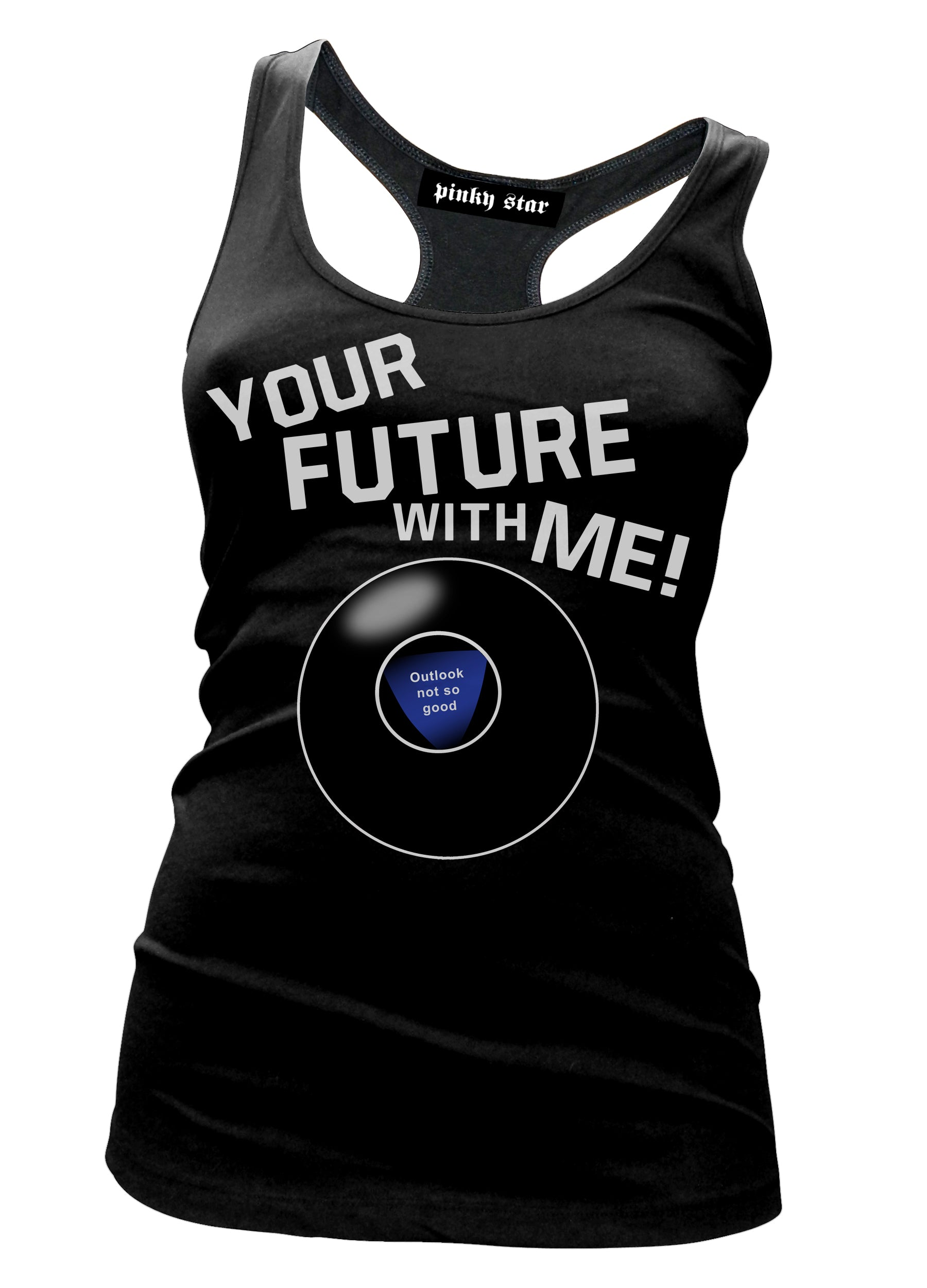 Your Future With Me Tank Top
