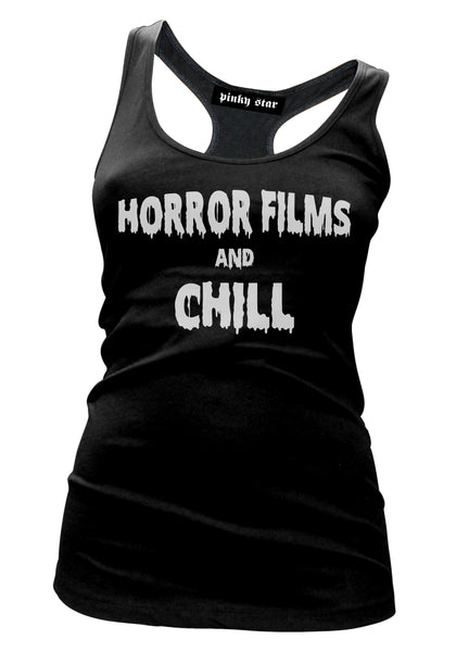 Horror Films And Chill Tank