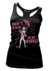 don't rain on my sparkle - pinky star