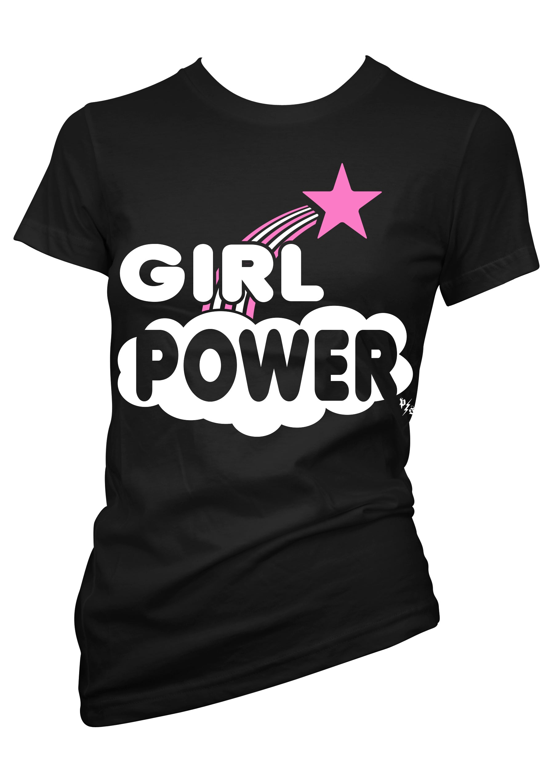 Girl Power Star Tee
