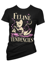 feline tendencies - pinky star