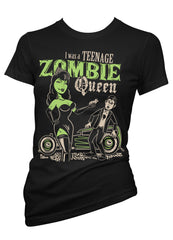 I Was A Teenage Zombie Queen - pinky star