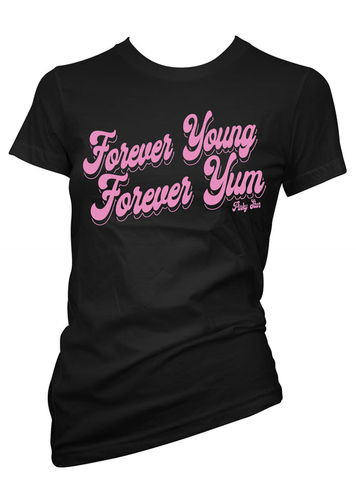 forever young forever yum - pinky star