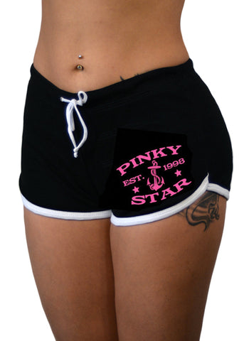 Pinky Star Established Shorts