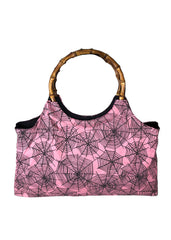 Pink Widow Handbag