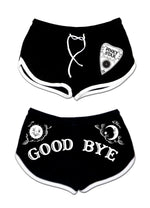 mystic good bye shorts - pinky star