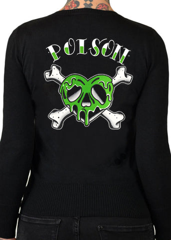 Poison Heart Cardigan