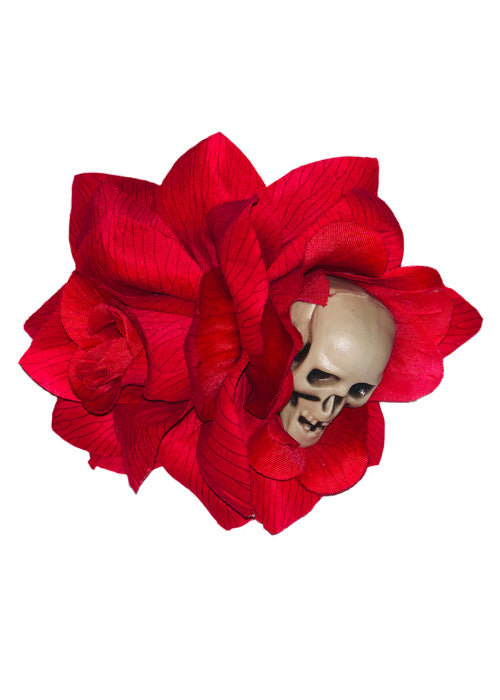 Dead Love Roses Hairclip