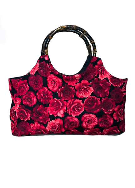 The Vintage Rose Handbag