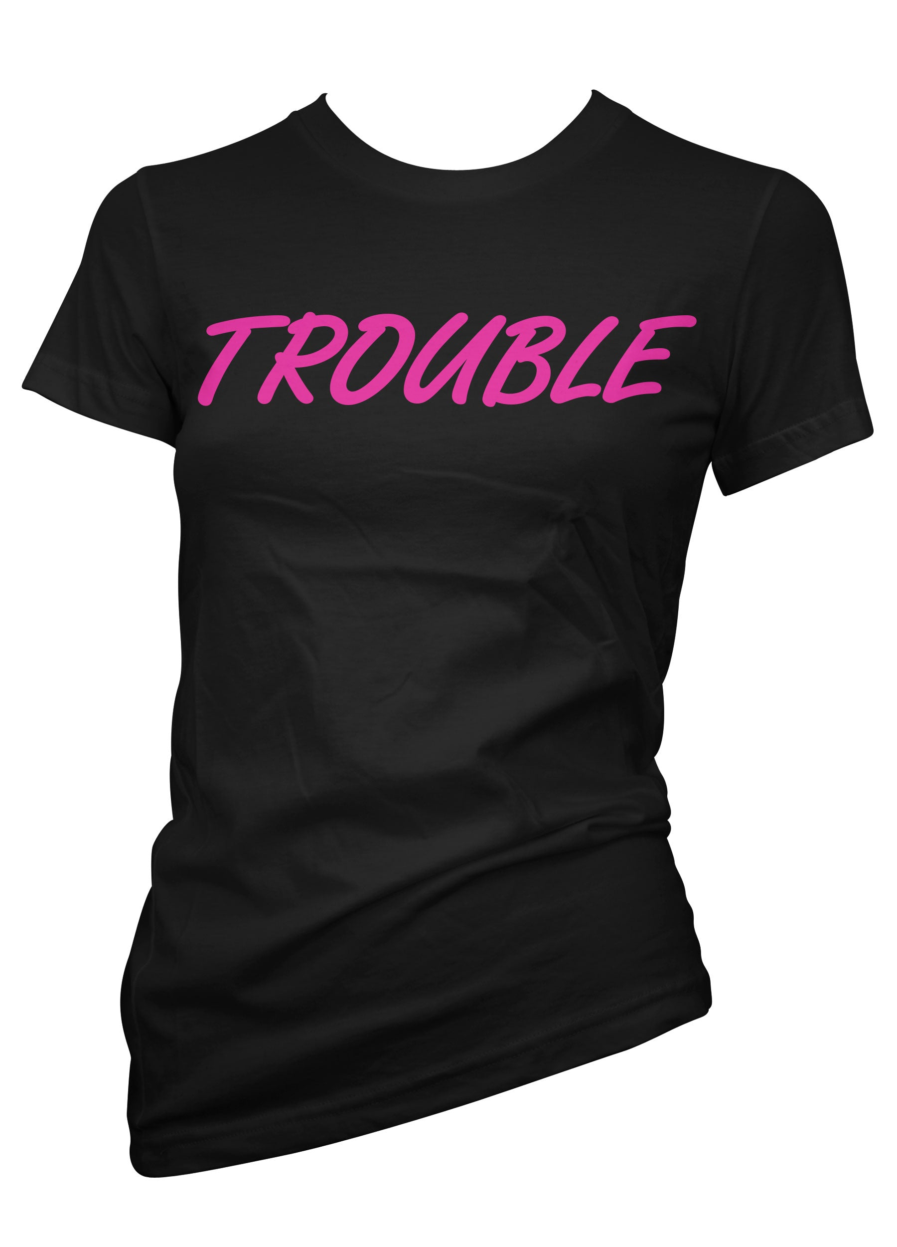 Trouble - Seduce And Destroy - Pinky Star