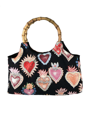 Sacred Heart Purse