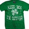 kiss me I'm tattooed - pinky star - cartel ink