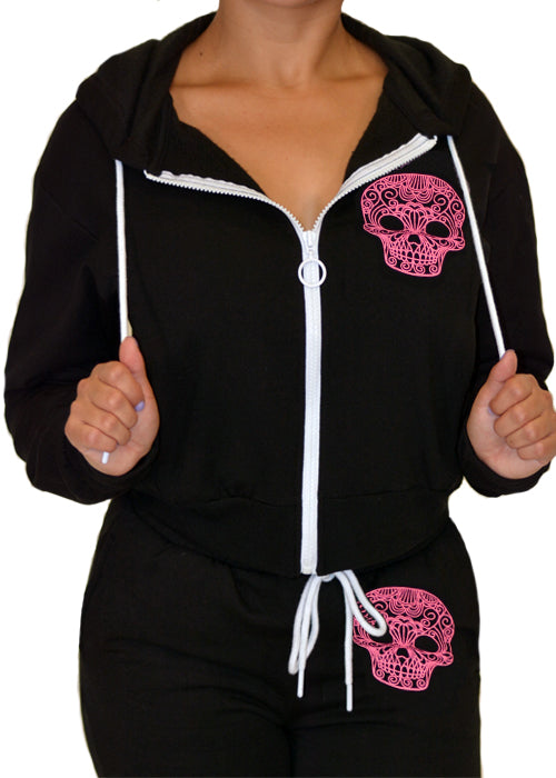 Sugar Skull Sweatpants