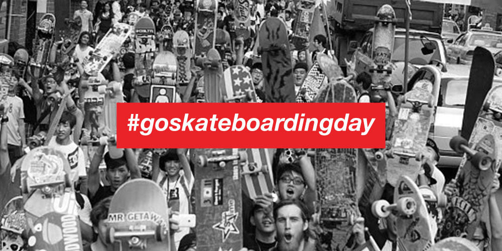 Go Skate Day - Best Trick Competition with Form Dist.