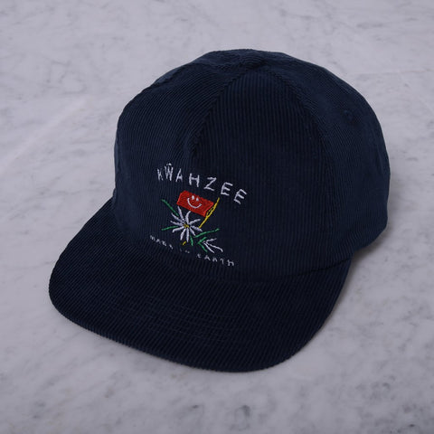 Quasi Earth 6 Panel - Navy