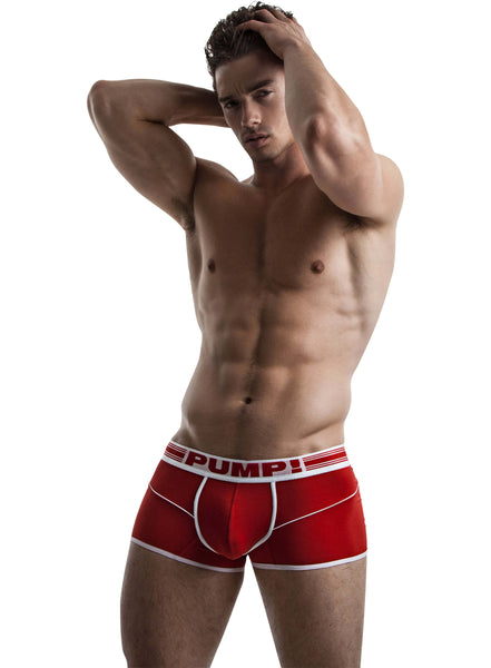 Pump Free-fit boxer Red