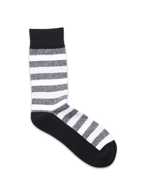 Jack & Jones Basic Stripe Sock Black