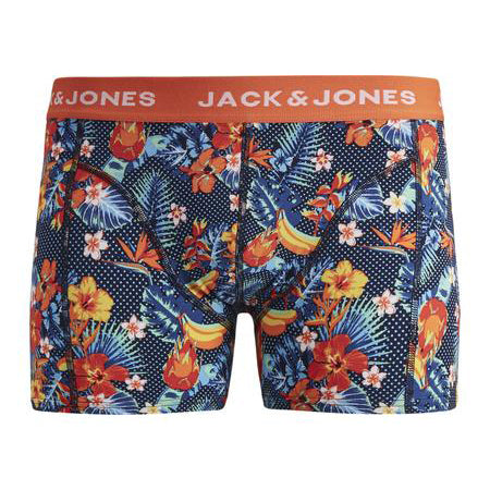 Jack & Jones Flower Orange
