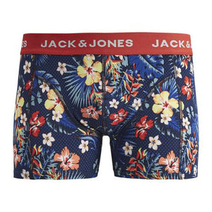 Jack & Jones Flower Red