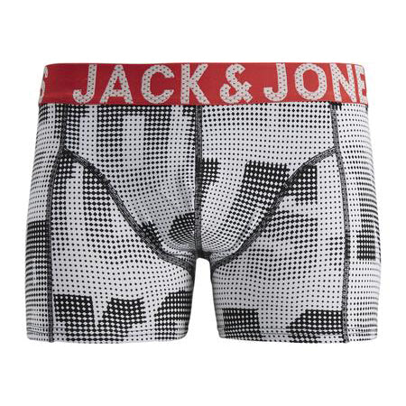 Jack & Jones Logo Trunk White