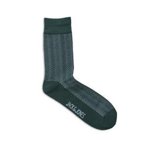 Jack & Jones Connor Canal Green Socks
