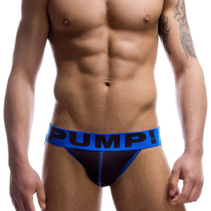 Pump Jock Panther Black