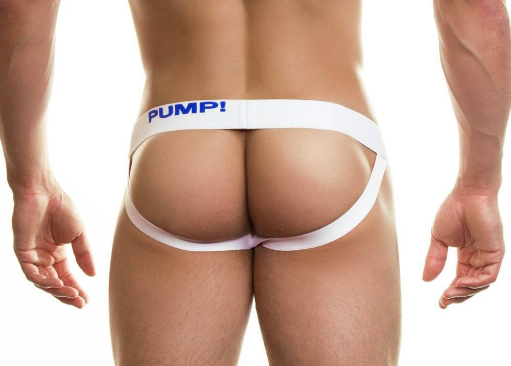 Jock Pump Neon Royal