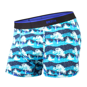 Boxer court Bn3th print wonderland blue