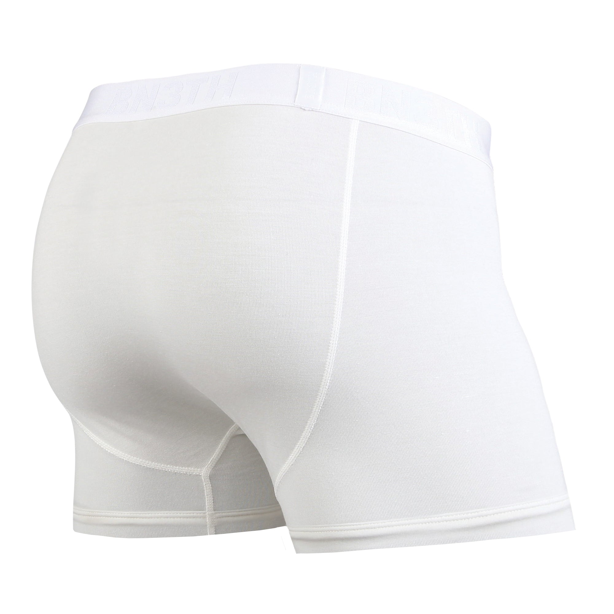 Boxer court Bn3th solid white