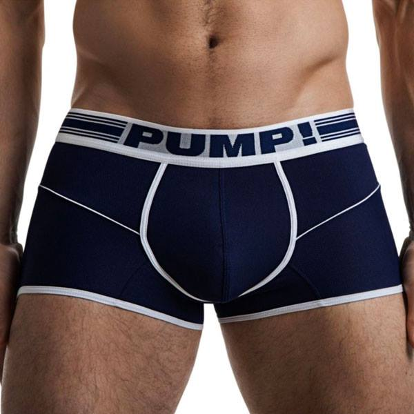 Boxer court Pump Navy Free-fit