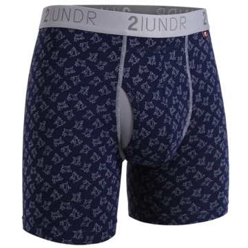 Boxer 2Undr Swing shift Sharks