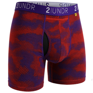 Boxer 2Undr Swing shift Lava