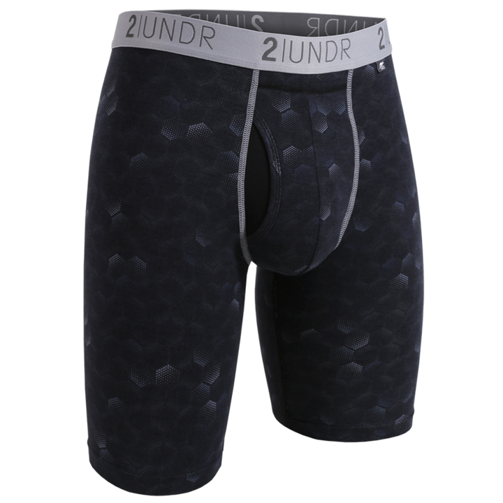 Boxer long 2Undr Swing shift Hexadot