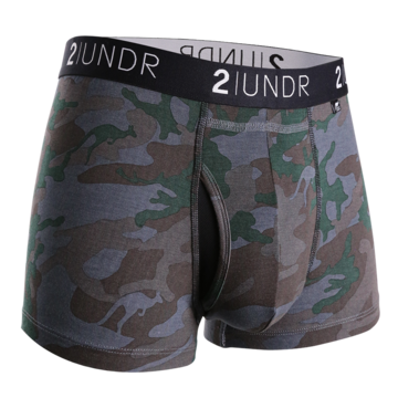 Boxer court 2Undr Swing shift Dark camo