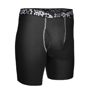 2Undr Gear shift long leg Black