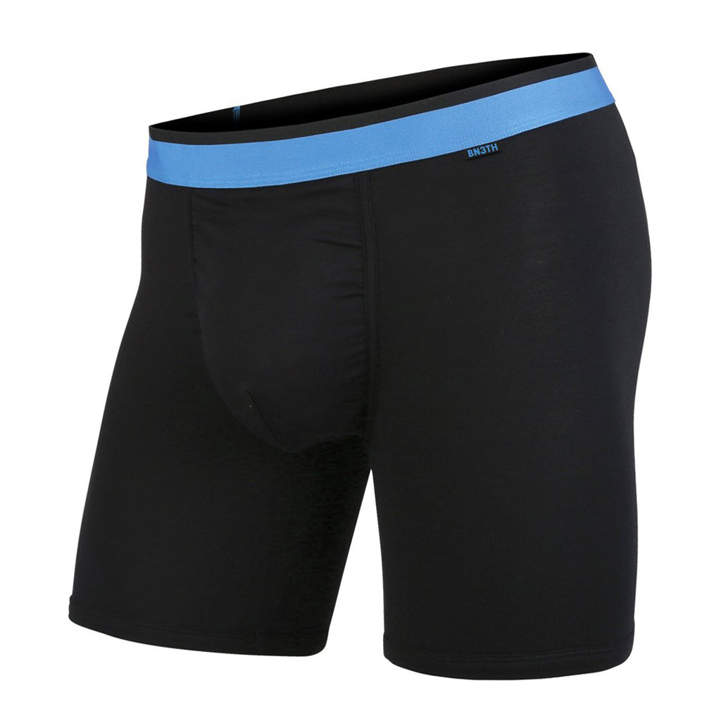 Boxer classic black and blue
