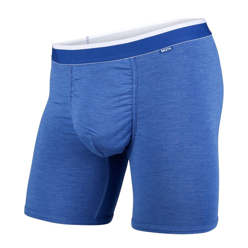 BN3TH classics boxer brief blue heather/white