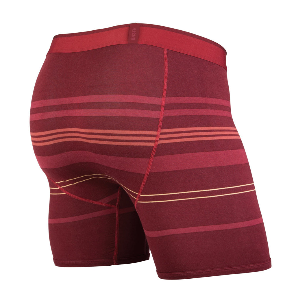 Boxer classic golden gate stripe