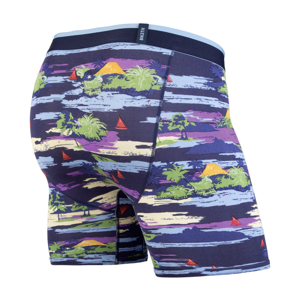 BN3TH classics boxer brief Maui Wowi navy blue