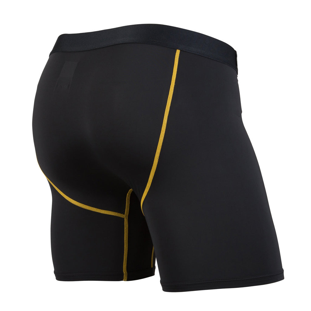 Boxer Bn3th Icefil black and gold
