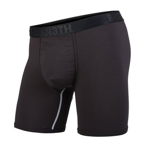 BN3TH PRO XT2® BOXER BRIEF: BLACK/WHITE