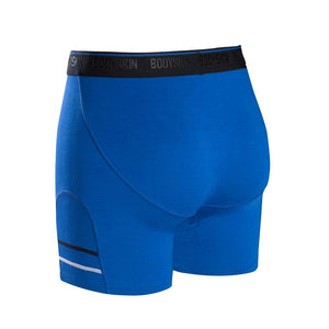 Body Skin boxer long en bambou royal