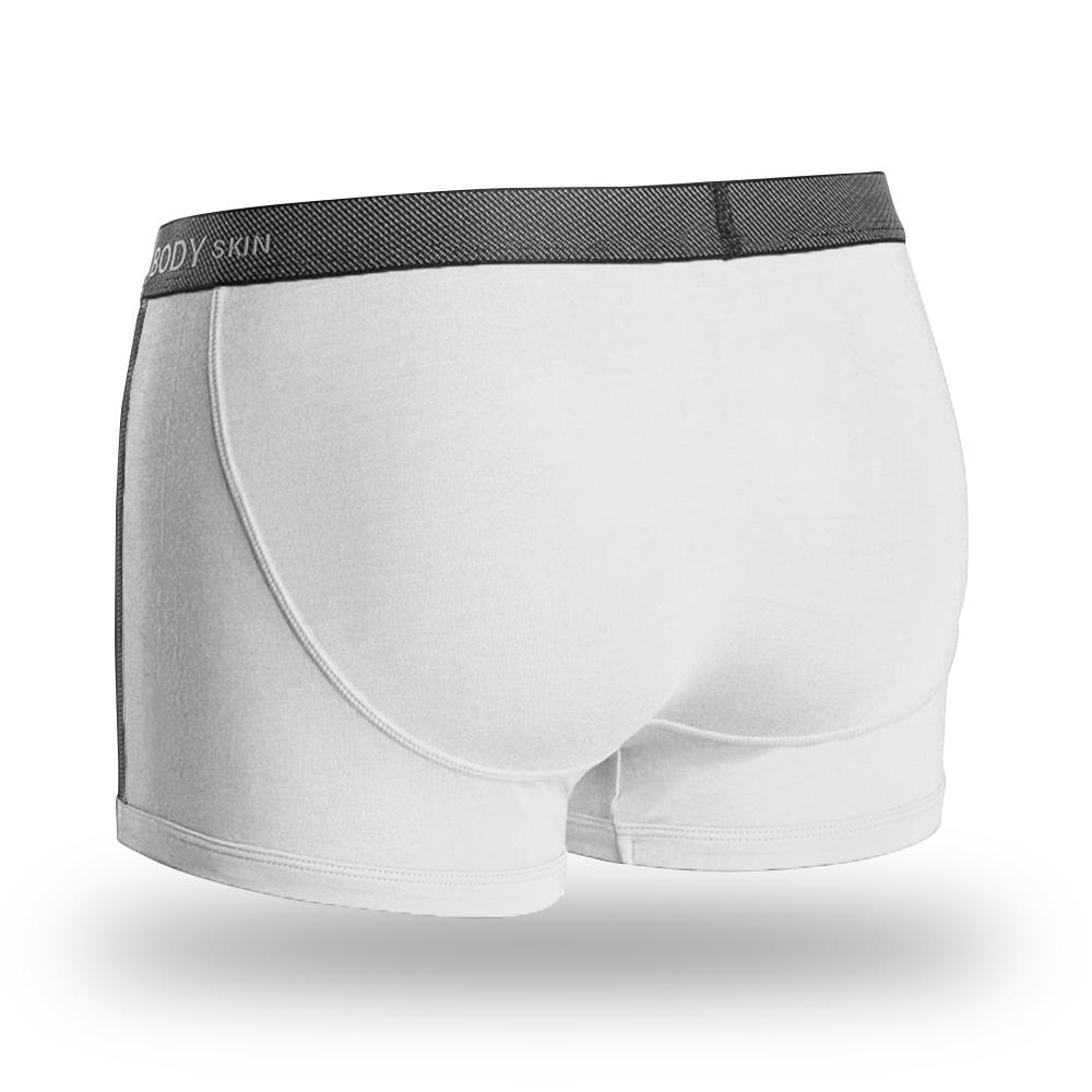 Boxer court Shade blanc